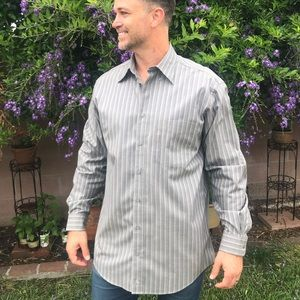 Nordstrom Button Down L Tall